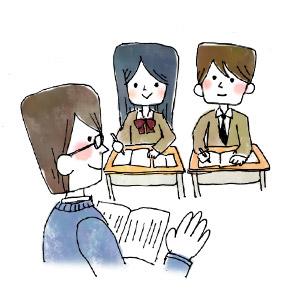 高等学校教諭