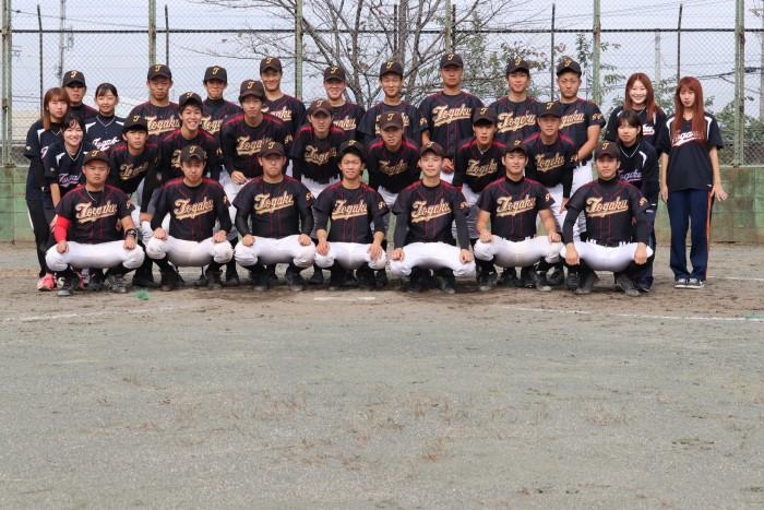 軟式野球部集合写真①20191104