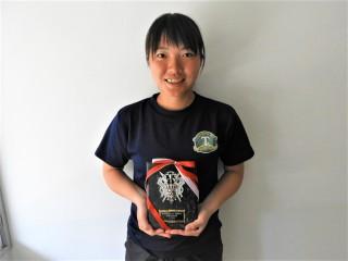 26-立岩奈那子(最優秀選手賞)