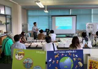 環境政策課様展示ブース2