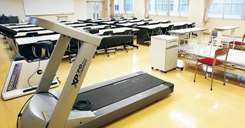 臨床栄養実習室