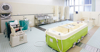 入浴実習室